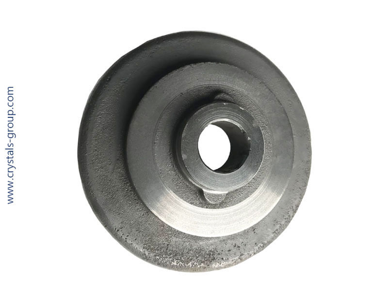 impeller locking side